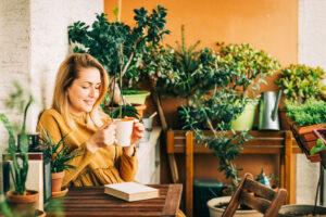 Enter into a happier, greener home