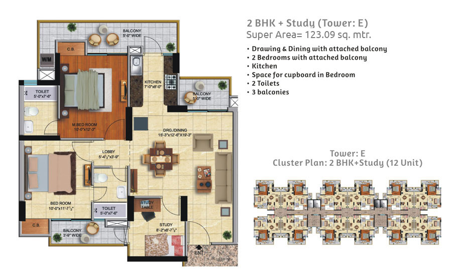 Affordable Flats In Noida Extension Affordable Flat In