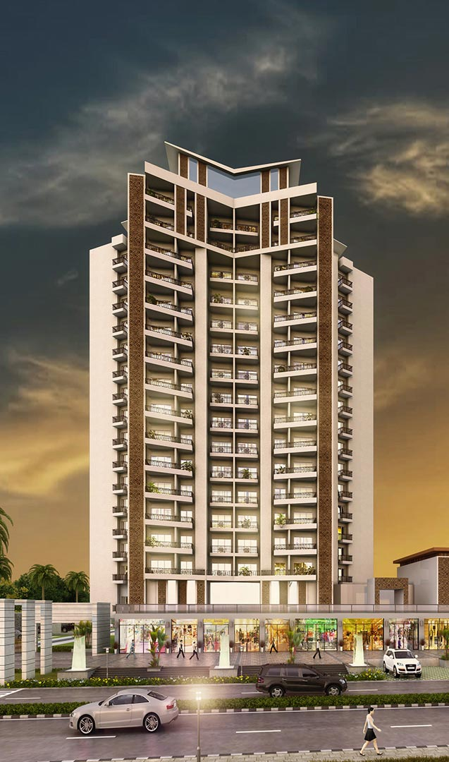 2 bhk flats, 3 BHK Flats in Noida extension