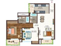 2 bhk apartments in sector 150 Noida