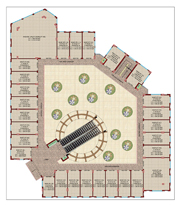 Affordable flats in Noida Extension Floor Plan